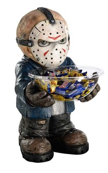 Jason Voorhees Halloween Candy Holder