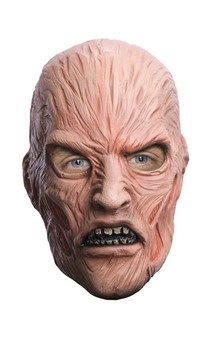 Freddy Krueger Deluxe Overhead Latex Adult Mask
