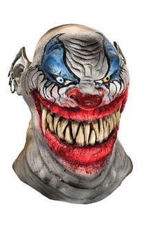 Chopper Evil Scary Clown Halloween Mask