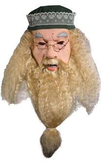 Albus Dumbledore Harry Potter Adult Latex Mask