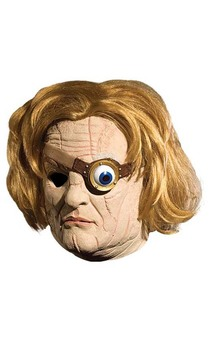 Harry Potter Mad Eye Moody Mask