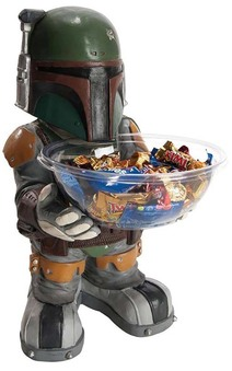 Boba Fett Star Wars Candy Holder