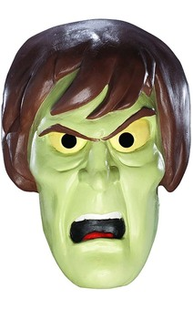 Scooby Doo Creeper Adult Latex Mask