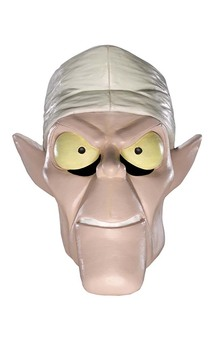 Dr Coffin Adult Scooby Doo Mask