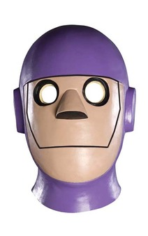 Scooby Doo Funland Robot Mask