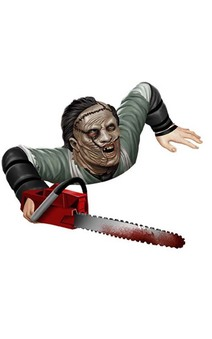 Leatherface Grave Walker Party Decoration