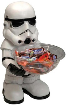Stormtrooper Star Wars Candy Lolly Holder