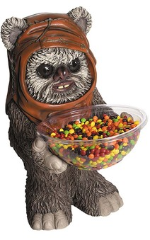 Ewok Star Wars Candy Bowl Holder
