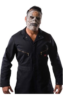 Bass Slipknot Adult Face Mask Alessandro Venturella