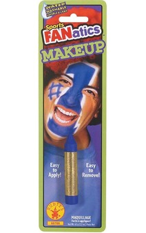 Royal Blue Sports Fanatics Makeup Stick Face Paint