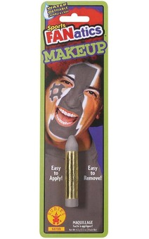 Grey Sports Fanatics Makeup Stick Face Paint