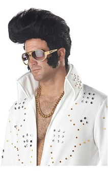 Rock N' Roll Elvis Wig