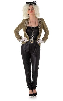 Madonna Pop Star Adult Costume