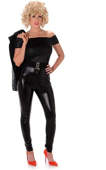 Sandy Grease Adult Costume