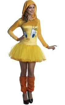 Tweety Bird Adult Costume