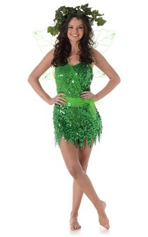 Fairy Adult Tinkerbell Costume