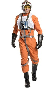 Grand Heritage X-wing Fighter Star Wars Adult Costume