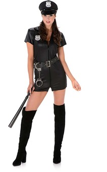 Sexy Cop Adult Costume