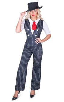 Gangster Girl Adult Costume