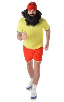 Forrest Gump Adult Runner Costume