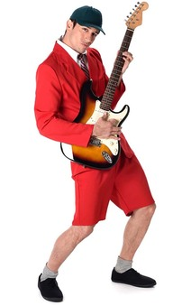 Angus Young Ac/dc Adult Costume