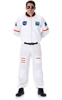 Astronaut Adult Nasa Space Costume