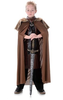 Jon Snow Game Of Thrones Child Costume