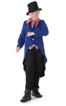 Victorian Street Urchin Artful Dodger Child Costume