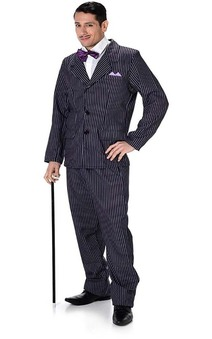 Haunted Man Gomez Addams Family Adult Costume
