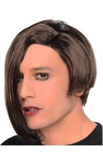 Boy George Adult Pop Wig