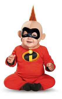 Deluxe Baby Jack Jack Incredibles Infant Costume