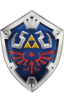 Link Legend Of Zelda Shield