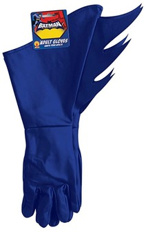 Brave & The Bold Batman Adult Gloves