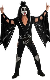 DELUXE DEMON GENE SIMMONS KISS COSTUME