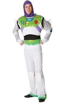 Buzz lightyear Toy Story Adult Costume