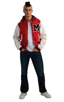Glee Puck Football Sports Adult Costume