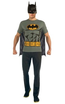 Batman Adult Superhero T-shirt