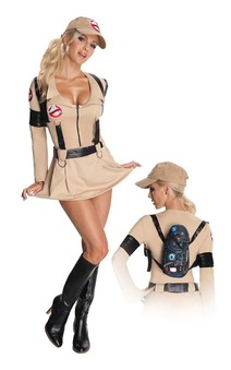 Ghostbusters Sexy Adult Costume