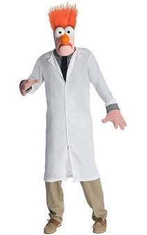 Beaker The Muppets Adult Costume