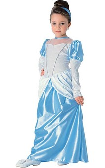 Cinderella Story Book Child Costume