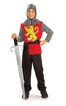 Medieval Lord Child Knight Costume
