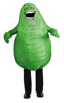 Inflatable Slimer Child Ghostbusters Costume