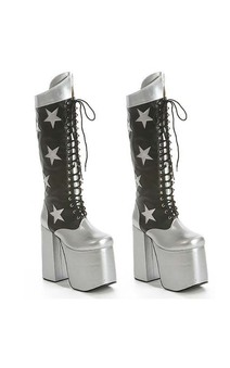 Star Child Kiss Deluxe Boots