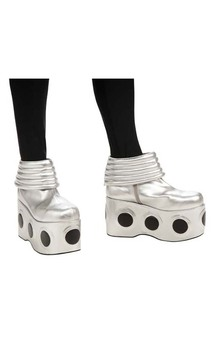 Spaceman Kiss Deluxe Boots