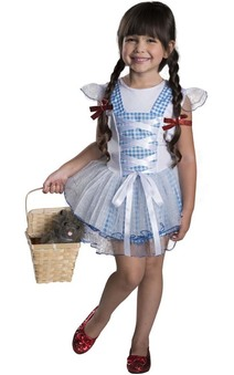 Dorothy Tutu Child Toddler Wizard Of Oz Tutu Costume