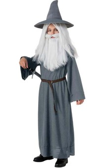 Gandalf Child Lord Of The Rings Costume