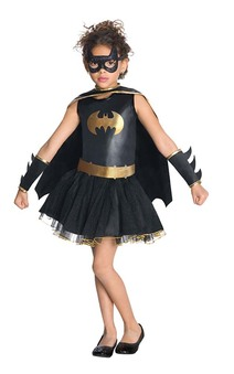 Batman Girls Tutu Child Toddler Superhero Costume