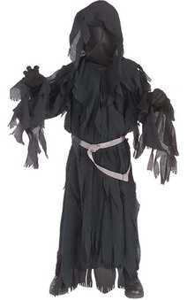 Ringwraith Lord of the Rings Child Costume
