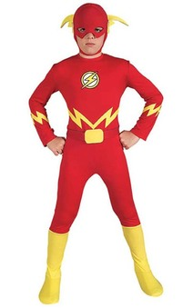 The Flash Child Superhero Costume