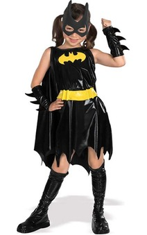 Batgirl Batman Child Costume
